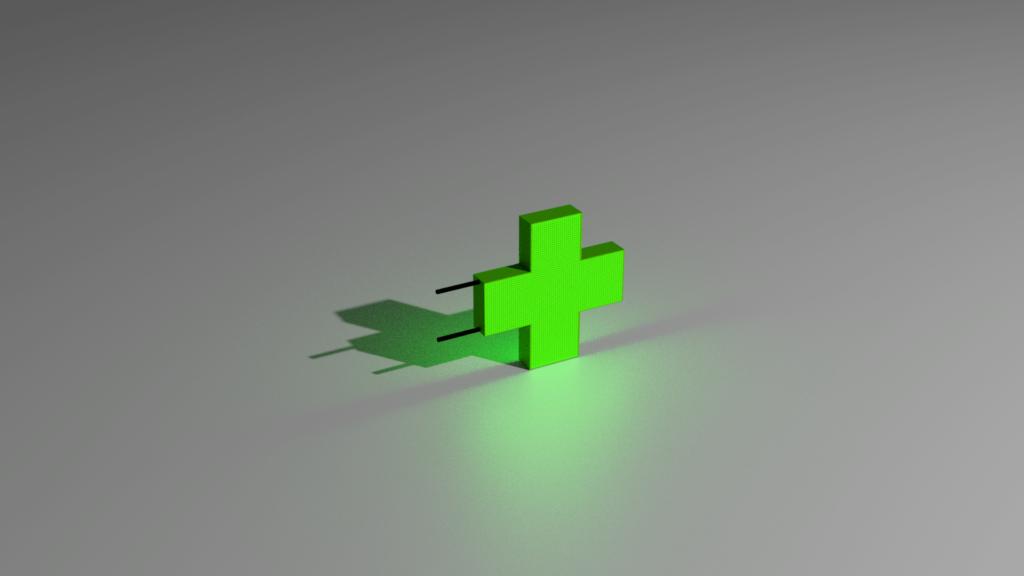 Модульный аптечный крест